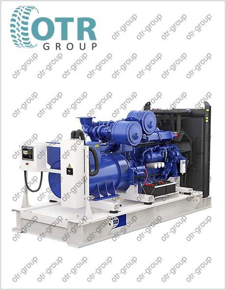Запчасти на дизельный генератор FG Wilson P33-1