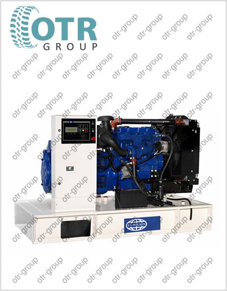 Запчасти на дизельный генератор FG Wilson P30P1