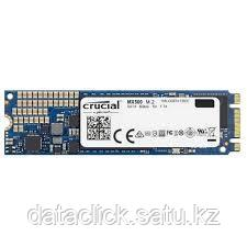 250GB Crucial® MX500  M.2 Type 2280 SSD, фото 2