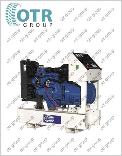 Запчасти на дизельный генератор FG Wilson P33E2