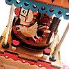 """Музыкальная шкатулка """"Merry-go-round"""", фото 5"""