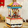 """Музыкальная шкатулка """"Merry-go-round"""", фото 4"""