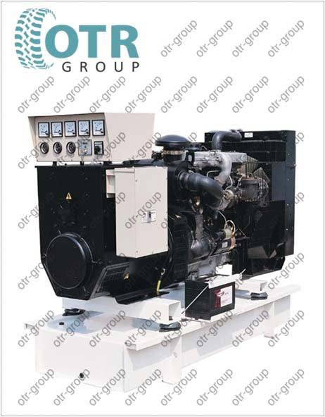 Запчасти на дизельный генератор FG Wilson PH35E2
