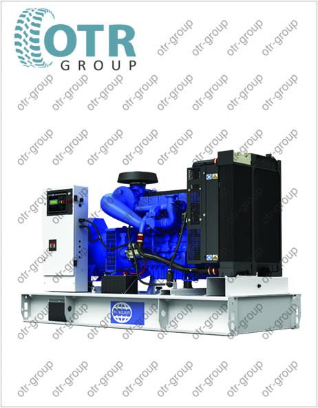 Запчасти на дизельный генератор FG Wilson P40P2