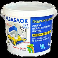 Мастика гидроизоляционная АКВАБЛОК РАДУГА-021