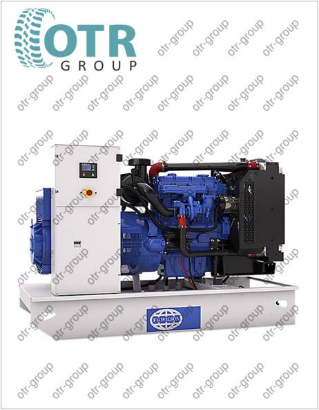 Запчасти на дизельный генератор FG Wilson P50-2