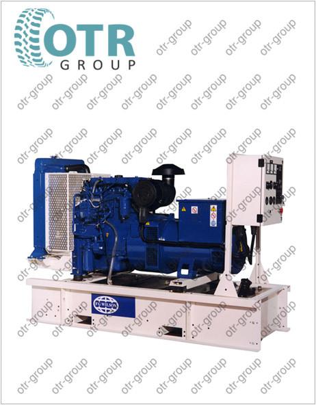 Запчасти на дизельный генератор FG Wilson P45P2