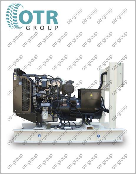 Запчасти на дизельный генератор FG Wilson P50P1