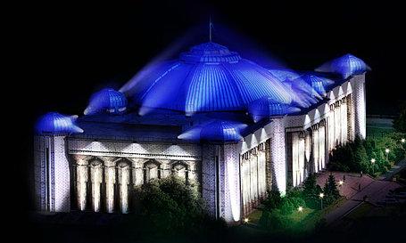 Архитектурная подсветка, фото 2