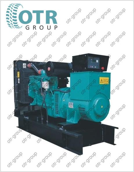 Запчасти на дизельный генератор FG Wilson P55-1