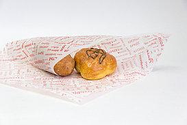 "Обертка для гамбургера 305*305 ""Фиеста"""
