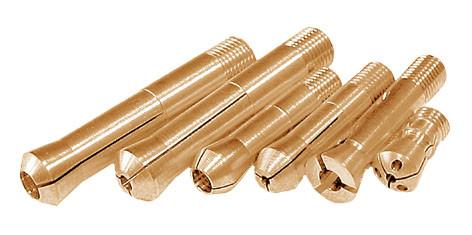 Цанга д/горелки 1,0мм (TS 17-18-26), шт