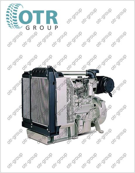 Запчасти на дизельный генератор FG Wilson P55E2