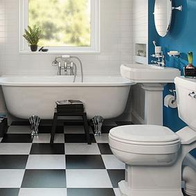 Средства для ванных комнат и сантехники