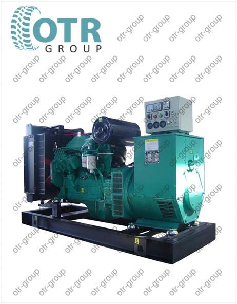 Запчасти на дизельный генератор FG Wilson P55E1