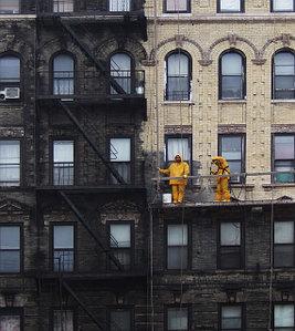 Средства для чистки фасадов зданий