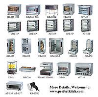 Гриль аппараты (газовые и электрические)