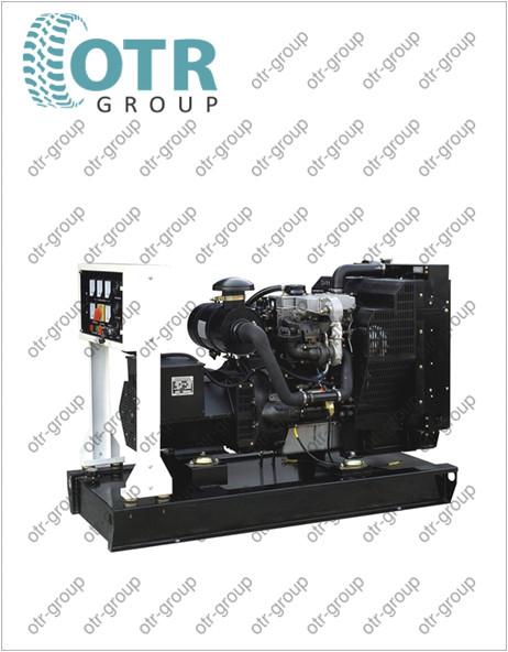 Запчасти на дизельный генератор FG Wilson P65-3