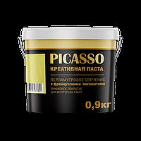 Паста декоративная PICASSO с эффектом перламутра