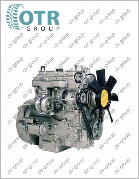 Запчасти на дизельный генератор FG Wilson P65-2