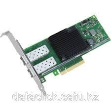 Intel® Ethernet Converged Network Adapter X710-DA2, 2 x SFP+ Port, 10GbE/1GbE, PCI-E v3 x8, iSCSI, NFS, VMDq.