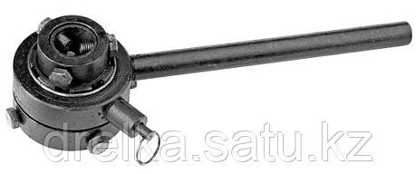 """Трещотка ЗУБР """"МАСТЕР"""" для плашек с трубной резьбой: 1/2"""", 3/4"""" , фото 2"""