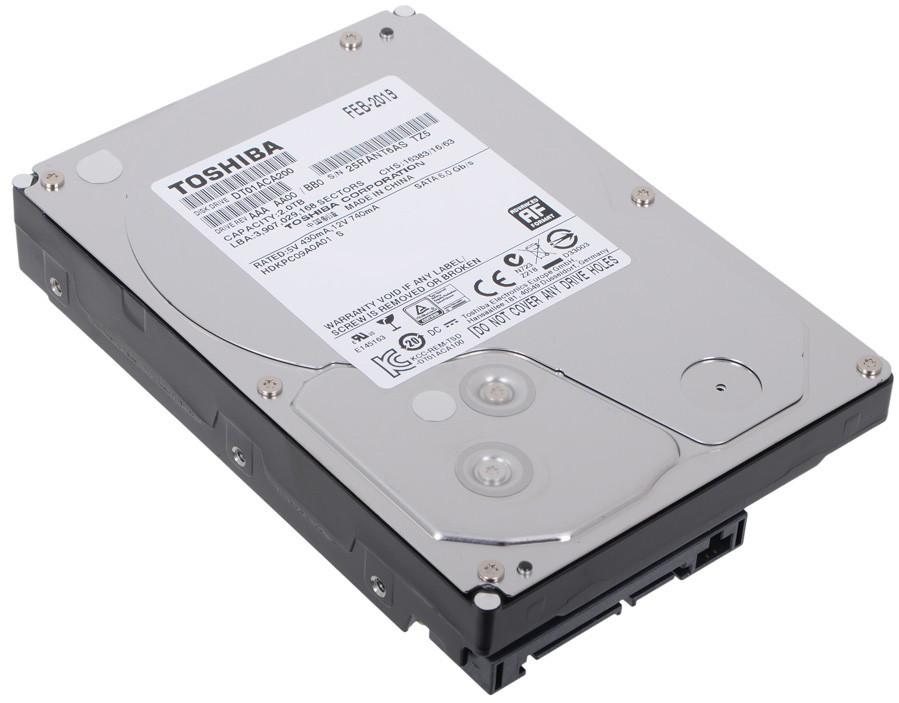 Жесткий диск Toshiba 2 Tb