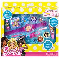 Barbie (Барби) Игровой набор детской декоративной косметики для лица