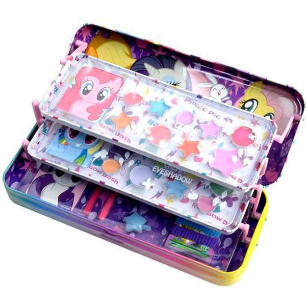 My Little Pony (MLP) Игровой набор детской декоративной косметики в пенале