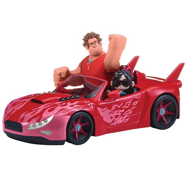 Игрушка Ralf2 (Ральф 2) Машина с Ванилопой