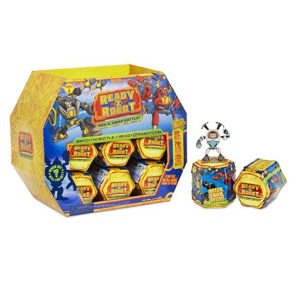 Игрушка Ready2Robot Капсула