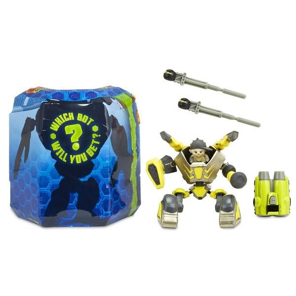 Игрушка Ready2Robot Две капсулы (Крепыш и оружие)
