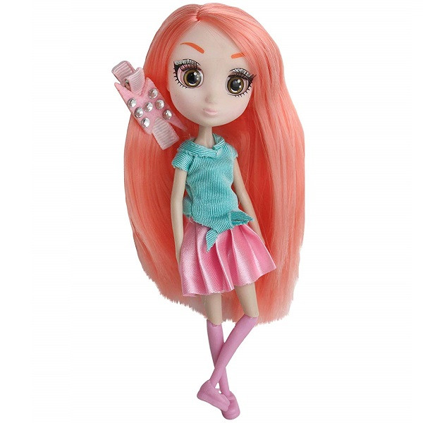 Игрушка Shibajuku GIRLS кукла 15 см Мики