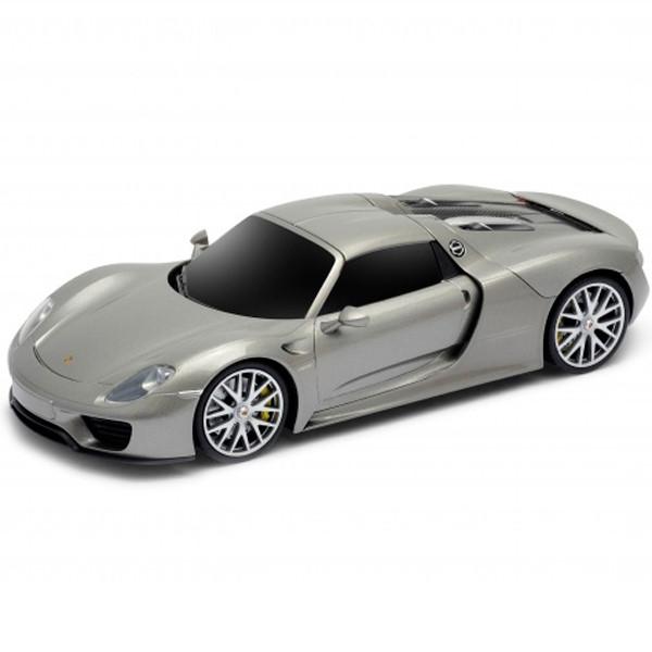 Игрушка Welly (Велли) Радиоуправляемая модель машины 1:24 Porsche 918 Spyder