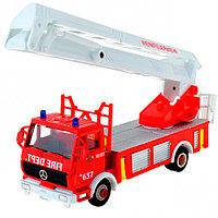 Игрушка Welly (Велли) Модель Пожарная машина, фото 1