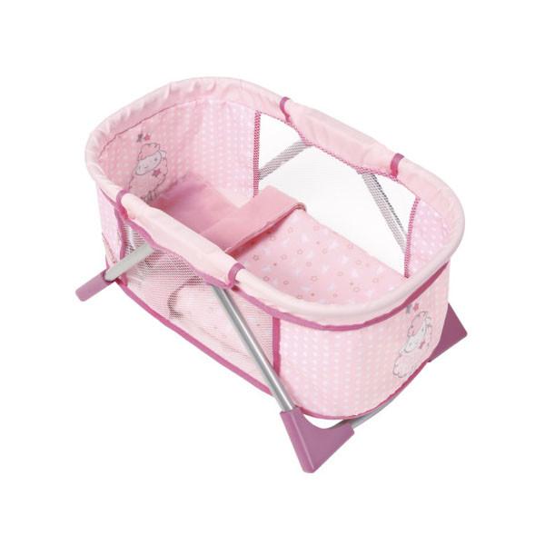 Игрушка Baby Annabell (Бэби Аннабель) Мягкая кроватка, кор.