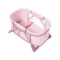 Игрушка Baby Annabell (Бэби Аннабель) Мягкая кроватка, кор., фото 1