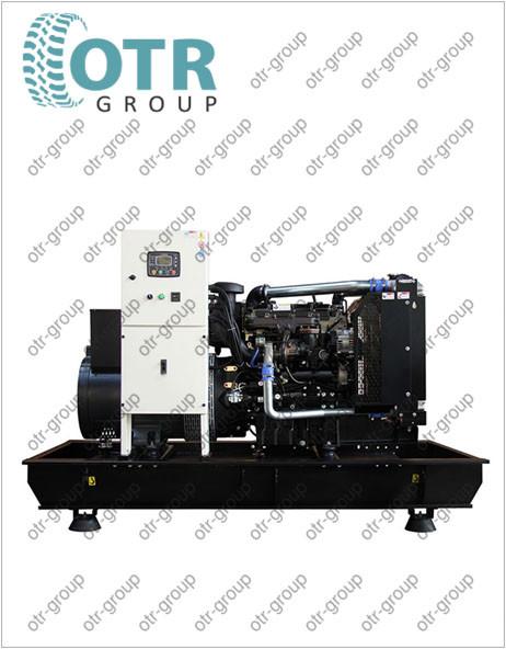 Запчасти на дизельный генератор FG Wilson P80P1
