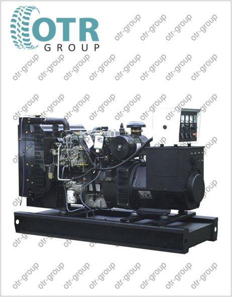 Запчасти на дизельный генератор FG Wilson P100E