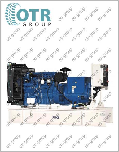 Запчасти на дизельный генератор FG Wilson P90