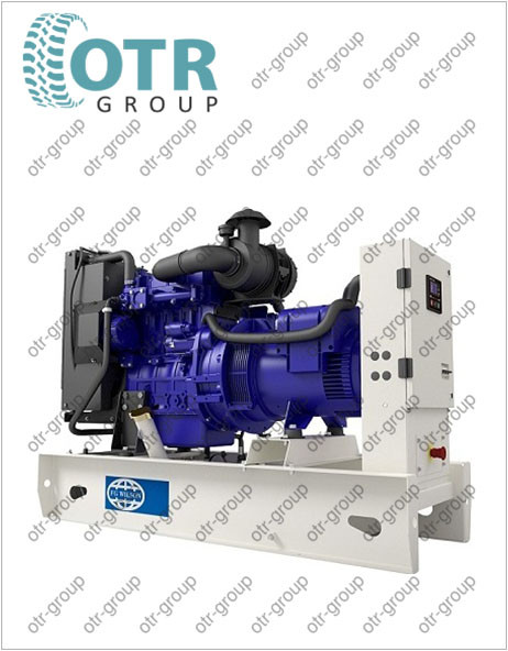 Запчасти на дизельный генератор FG Wilson P110E1