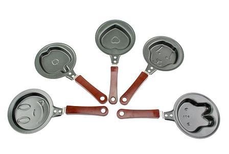 Фигурная мини-сковорода, фото 2