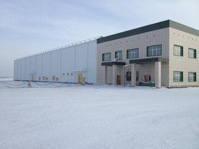 «Завод по производству военно-оптических приборов» г. Астана  4