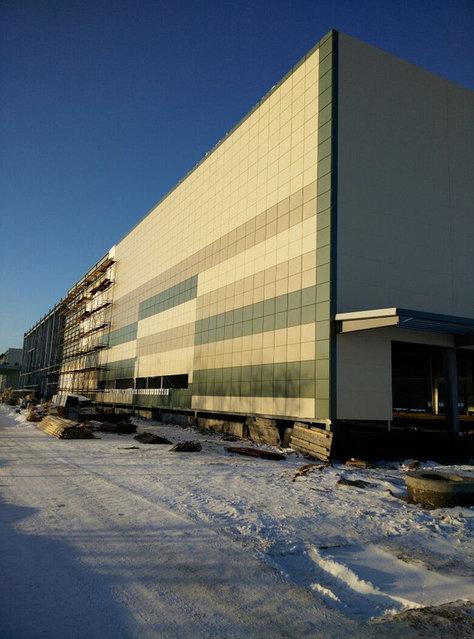 Транспортно-логистический центр (ТЛЦ) г. Астана 5