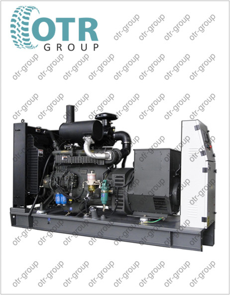 Запчасти на дизельный генератор FG Wilson P165E1