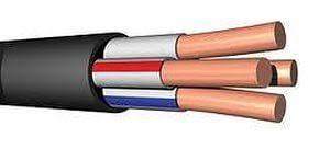 Кабель силовой ВВГ 3 х95+1х50  0,66 кВ ГОСТ (медь)