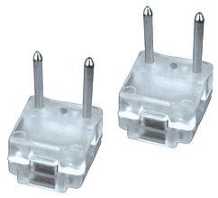 Кабельная клипса для сети FTTH для настенного монтажа DROP кабеля