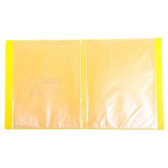 """Папка с 10 прозрачными вкладышами """"TROPIC"""" Формат: А4 Корешок: 20 мм (рельефный) Толщина пластика: 0. 7 мм Мат"""
