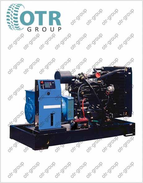 Запчасти на дизельный генератор FG Wilson P180P2