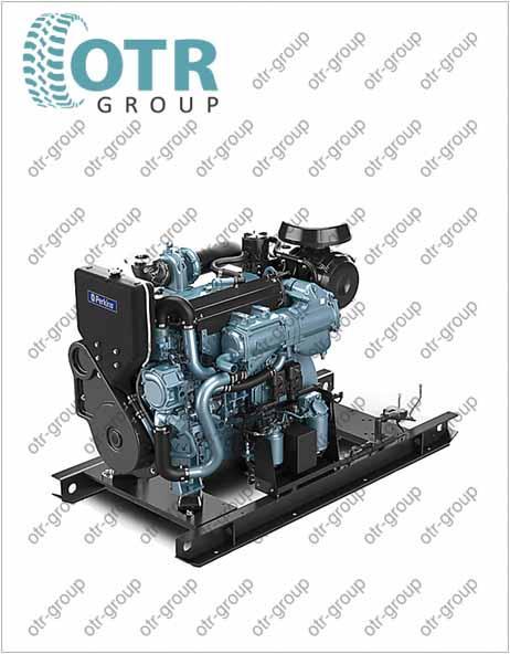 Запчасти на дизельный генератор FG Wilson P200-2